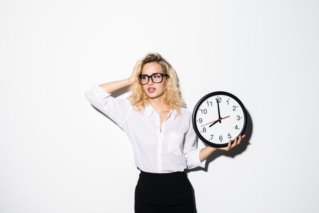 femme entrepreneure manque de temps conciliation vie privée vie professionnelle